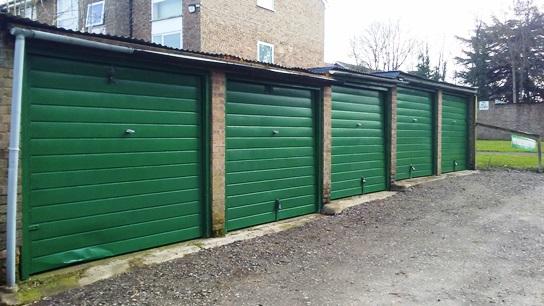 renting a garage