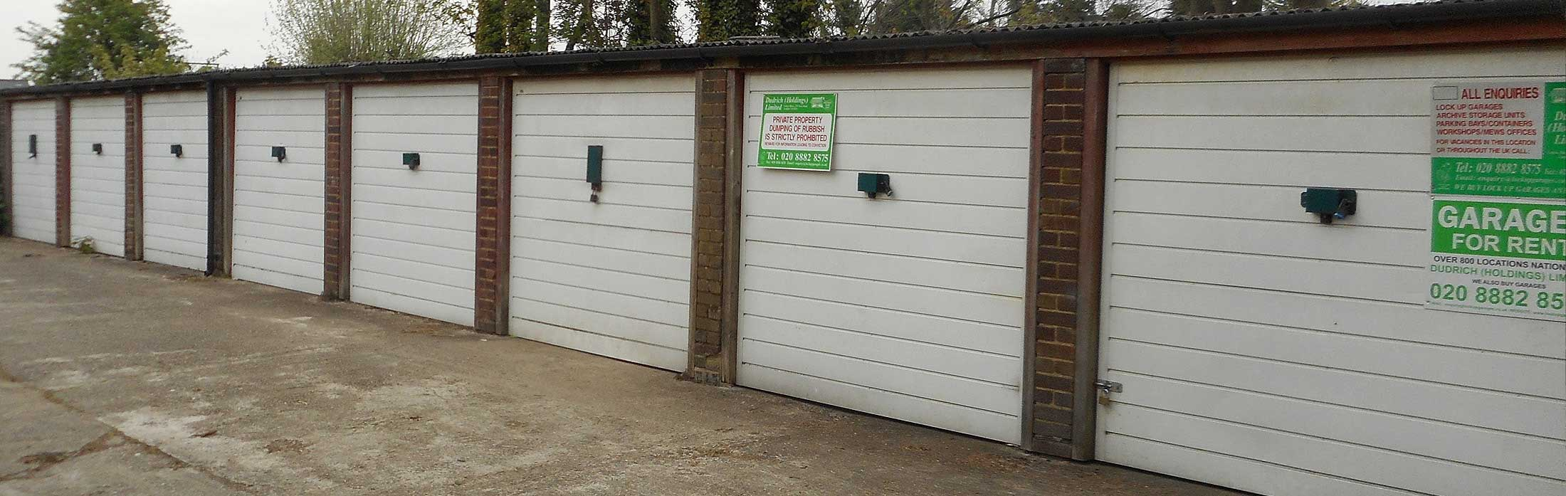 Garages To Rent Rent A Garage Garage Rental Lock Up