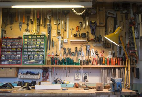 6 Tips For A Perfectly Organised Garage